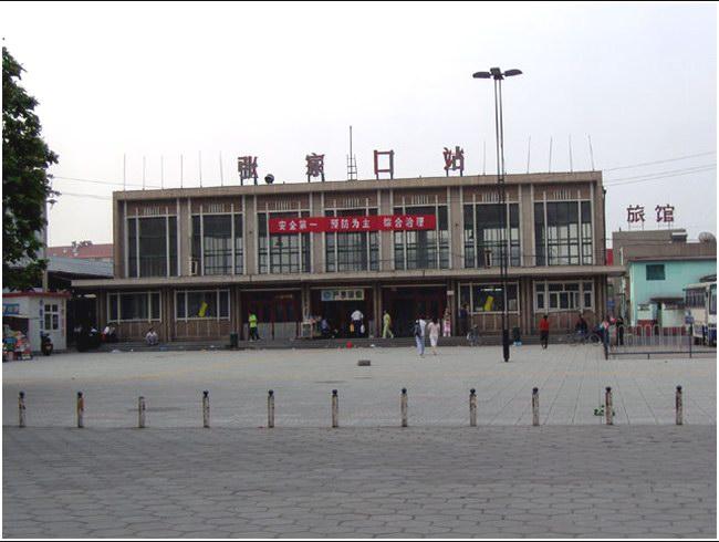 张家口火车站-沈阳北站到开原的火车图片 沈阳北站到开原的火车图片